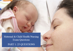 Exam your knowledge about the concepts of Maternal and Child Health Nursing