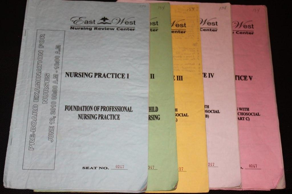 Fundamentals Of Nursing Exam For NLE Pre Boards