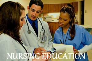 10 Items Nursing Education Exam 1