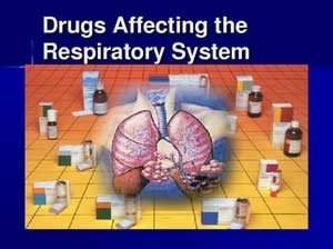 20 Items Pharmacology Exam: Respiratory and Gastrointestinal Drugs